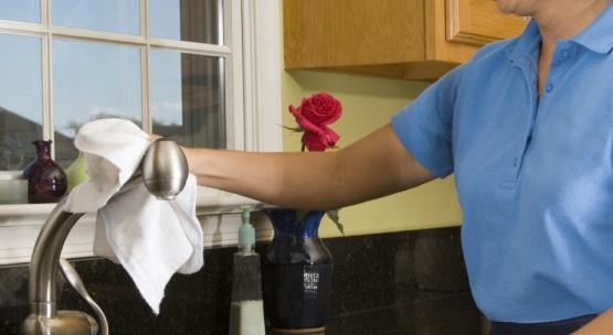 Limpieza a domicilio: un nuevo concepto