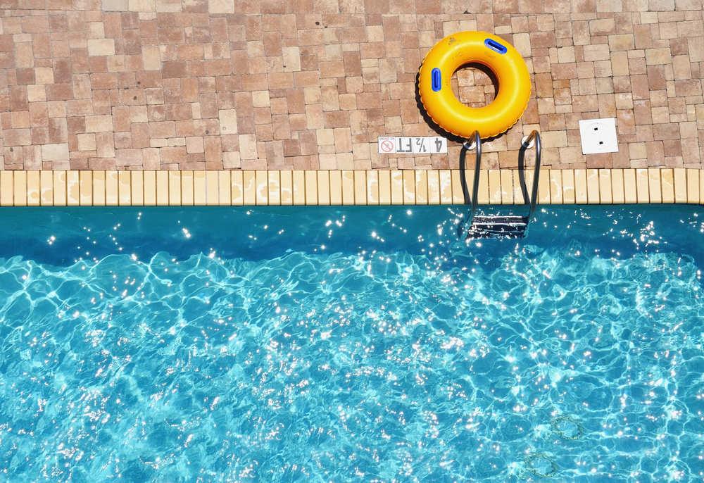 Buenos tiempos para las piscinas