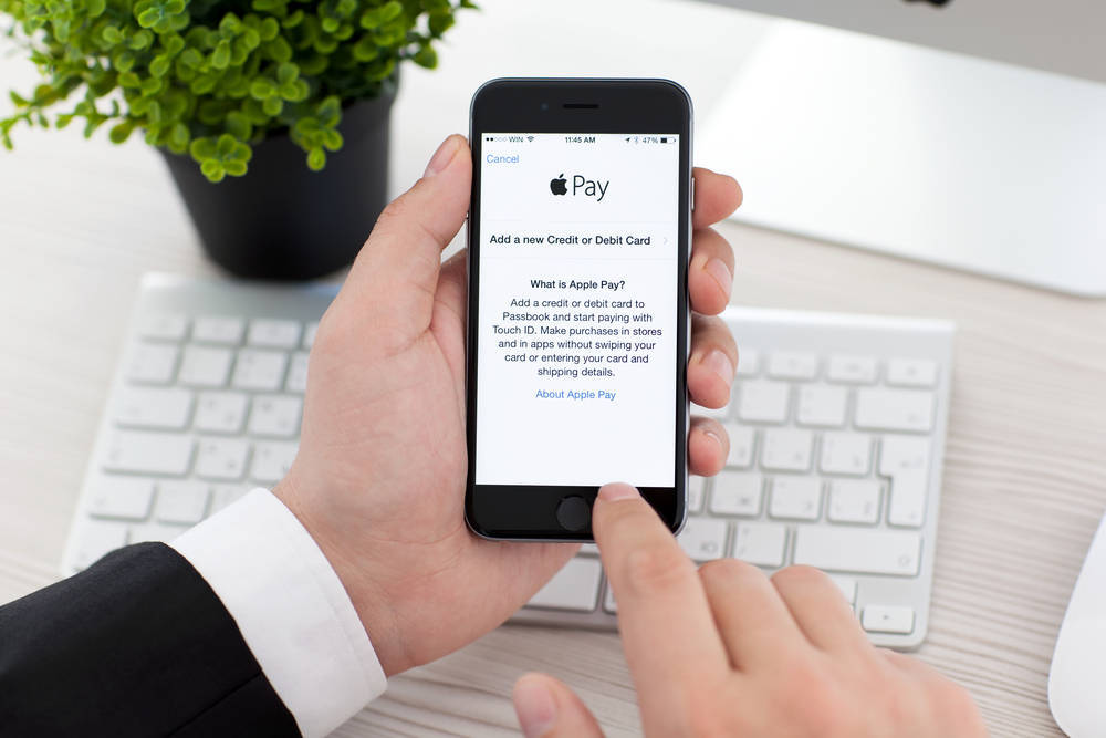 ¿Has probado ya a pagar con Apple Pay?