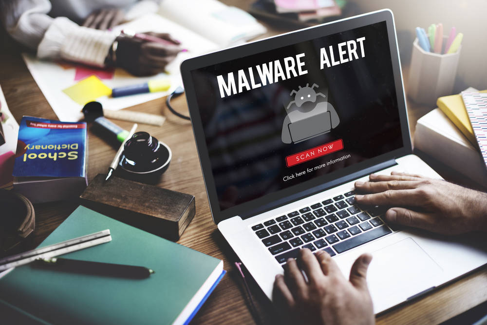 Atención, detectado Malware