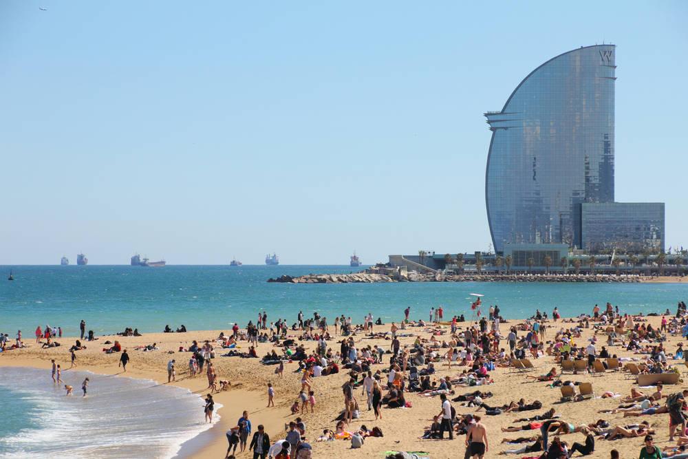 La industria hotelera en Barcelona, en continuo crecimiento en plena crisis