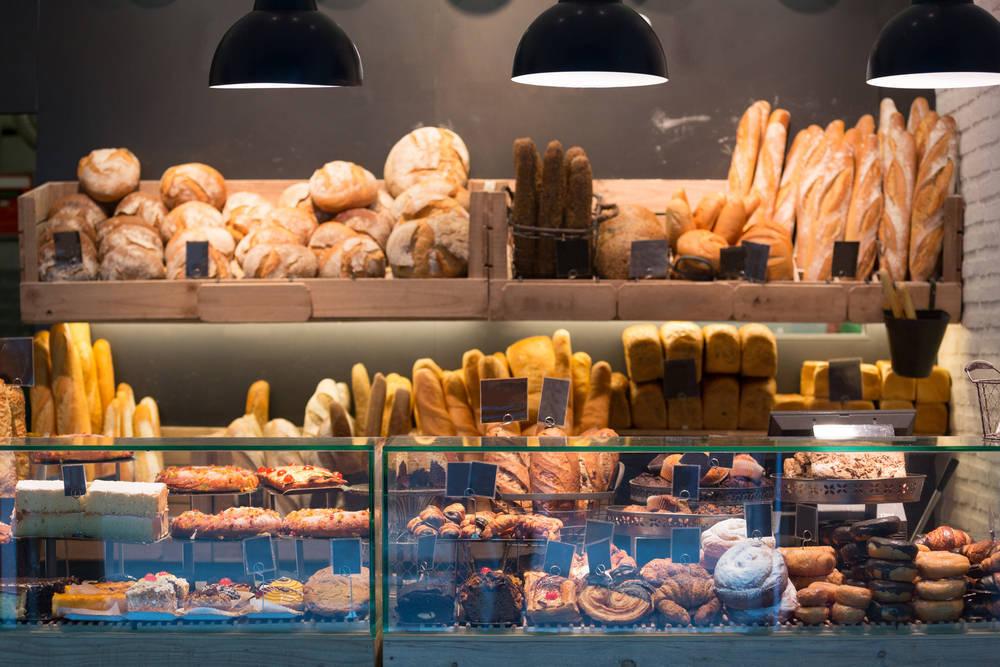 Franquicias de Cafetería y Panadería