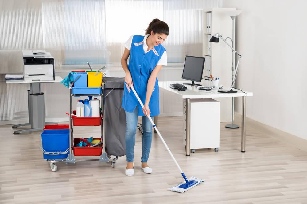 Cómo han de ser los servicios de limpieza en las empresas