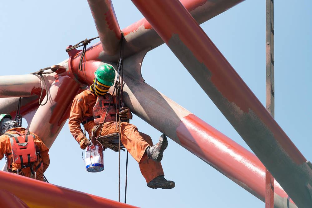 Seguridad en los trabajos en altura