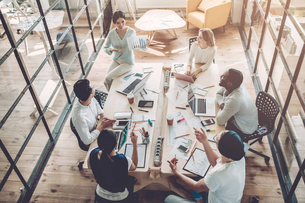 El coworking como forma de trabajo en las empresas