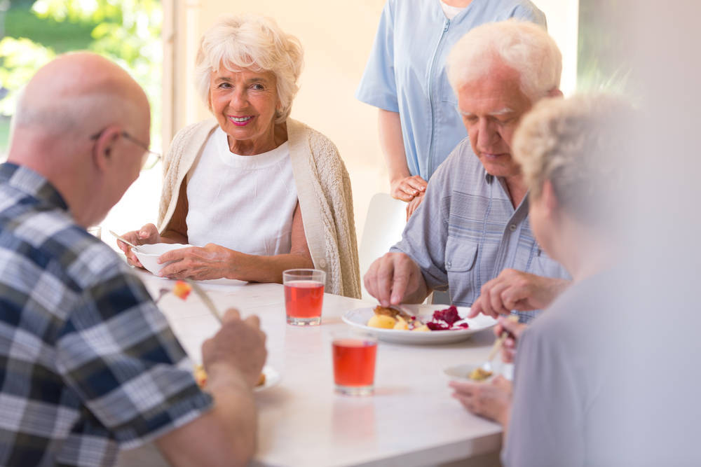 Residencias de ancianos, un sector con mucho futuro