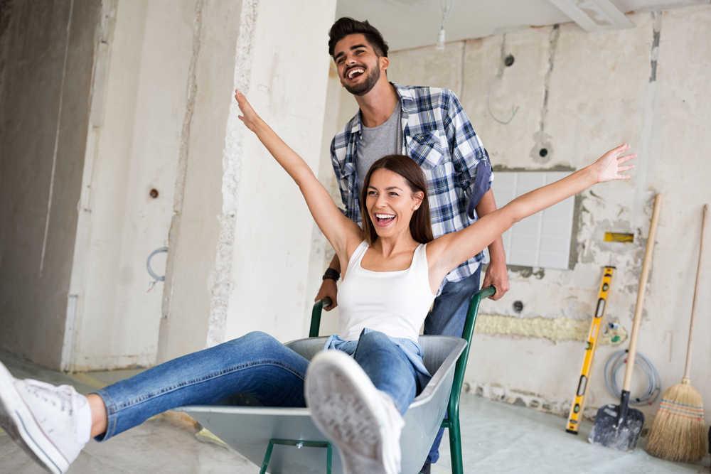 Cómo reformar tú casa y no perder la cabeza en el intento