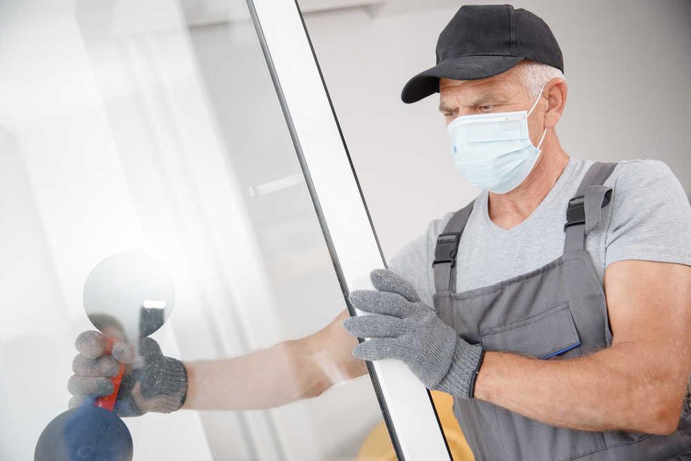 El PVC, sinónimo de aislamiento, se erige como el material principal para fabricar ventanas