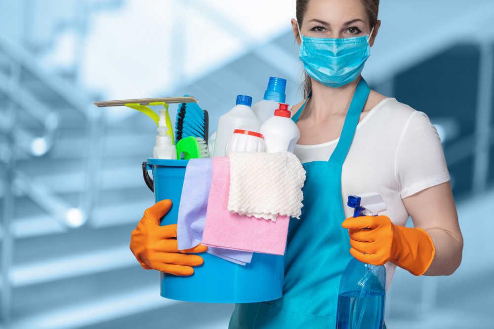 Cómo manipular los productos de limpieza de forma segura